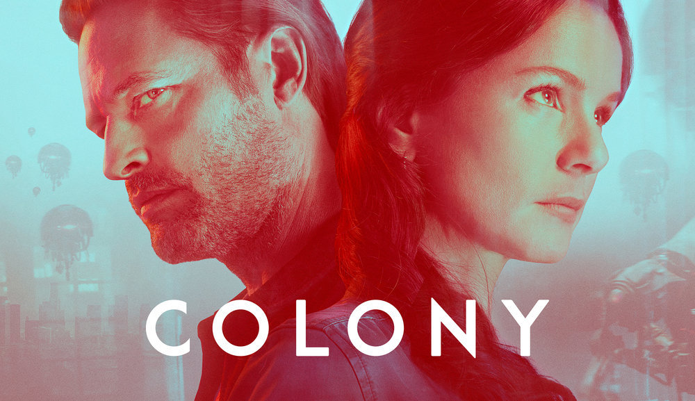 "Pictured: ""Colony"" Key Art -- (Photo by: USA Network)"
